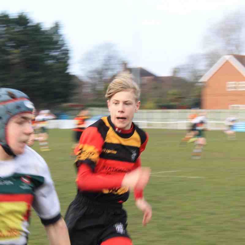 U14s V Waterloo 13 4 16