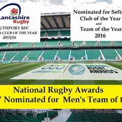 MORE RECOGNITION FOR SOUTHPORT RFC