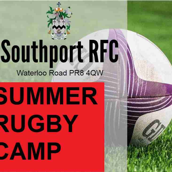 SUMMER RUGBY CAMP