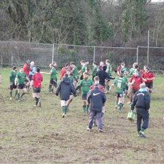 Plymvic First Team v Torrington - 5th March 2016