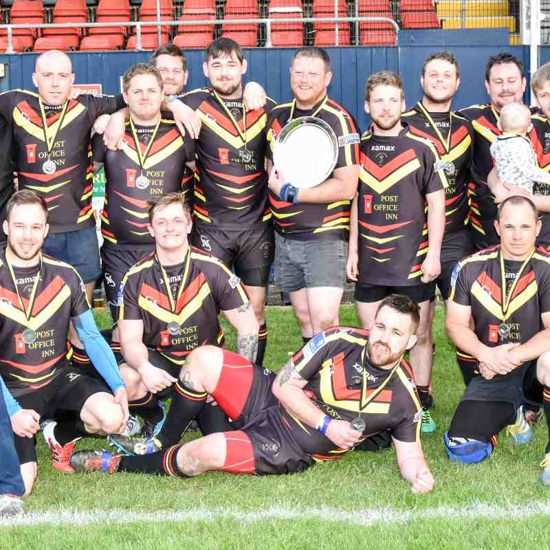 Plymvic First Team lose to Old Plymouth Oaks 40 - 13