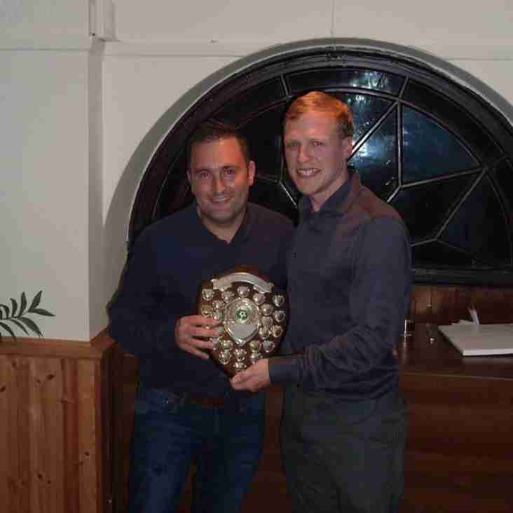 PAFC End of Season Awards Evening - The Winners