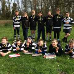 Perthshire P7s  Runners-Up at Currie Tournament