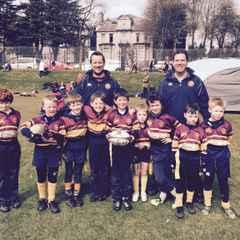 Deeside Rugby Micros Lead the way - AGAIN