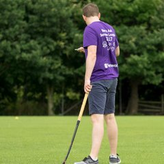 Summer League Prize Giving,BBQ and Walking Hockey