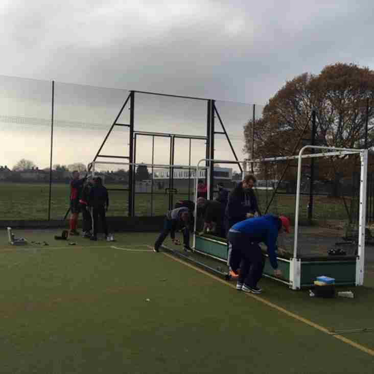 New  goals at Hurstmere