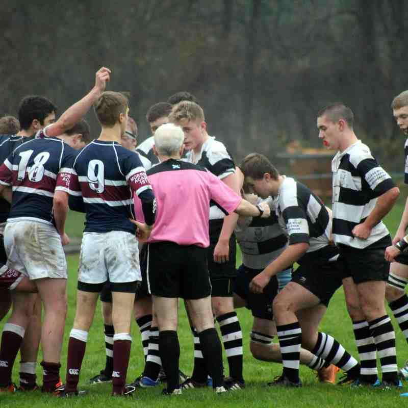 Morrisons v Perthsire Colts - 22/11/14