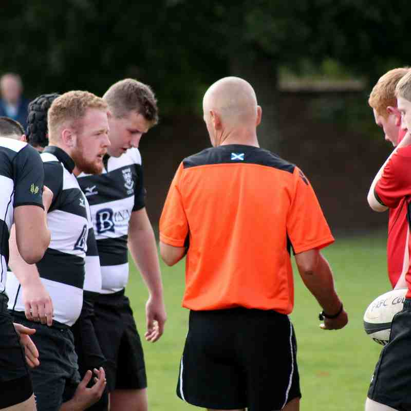 Perthshire Colts v Mackie - 05/09/2015
