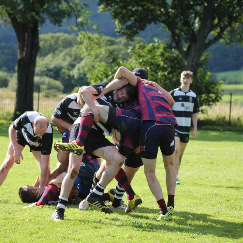 Hillfoot 2nd XV v Perthshire 2nd XV - 26/08/2017