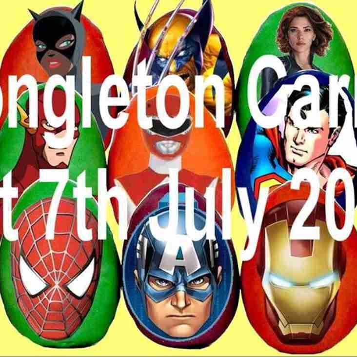 Congleton Carnival - 7th July 2018
