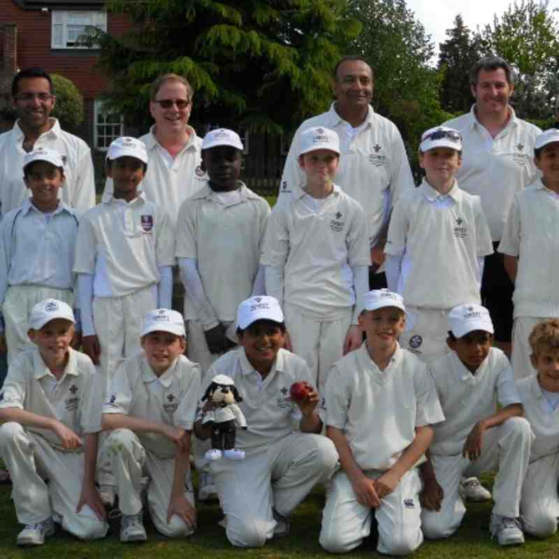 SCC Outer-London U10 27MAY2013