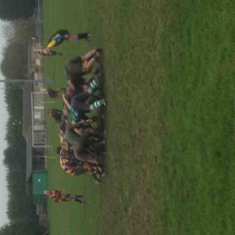 Long Buckby 2nd XV v Bedford Swifts 2nd XV