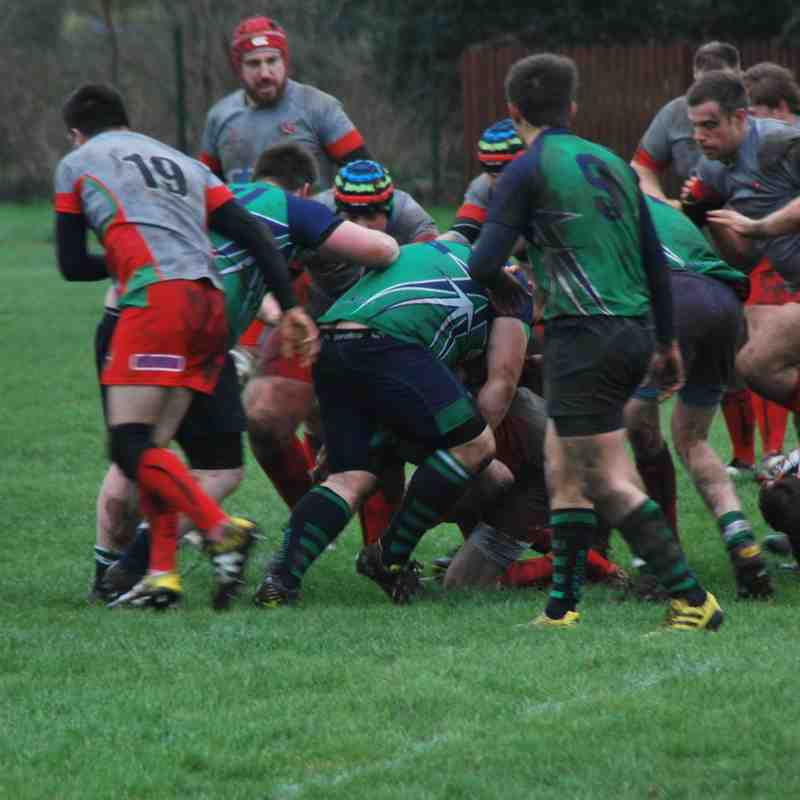 Rugby Welsh 1st XV v Long Buckby 2nd XV