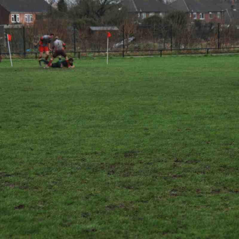 Rugby Welsh 1st XV v Long Buckby 2nd XV
