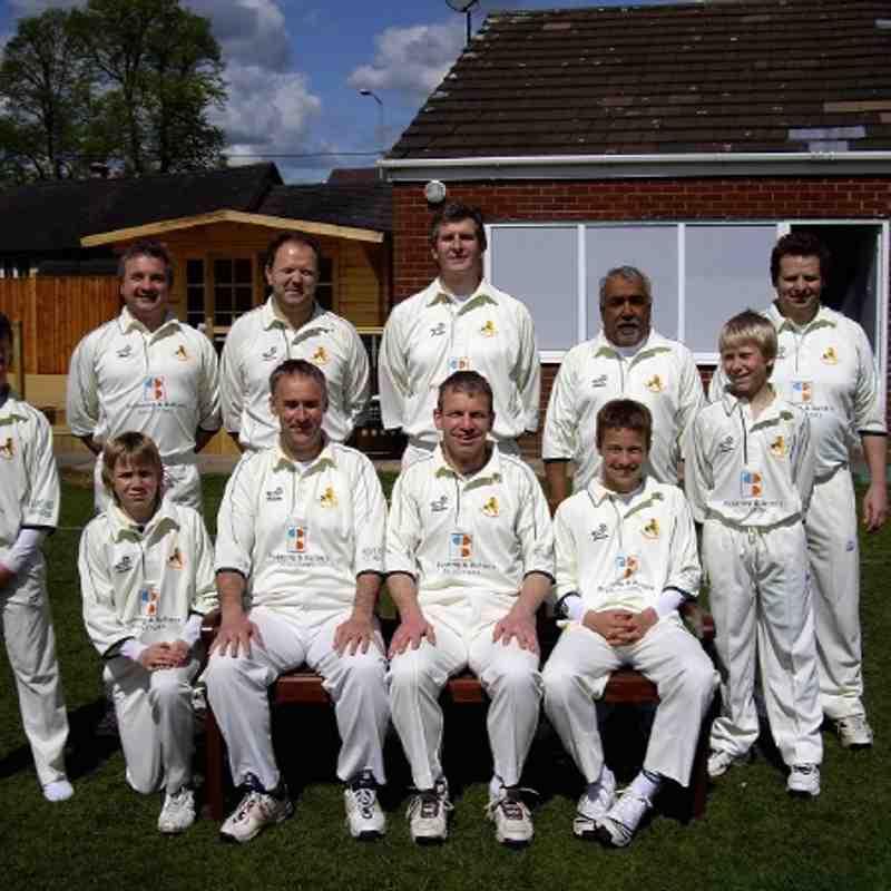 Milford Hall 3rd Team 2009