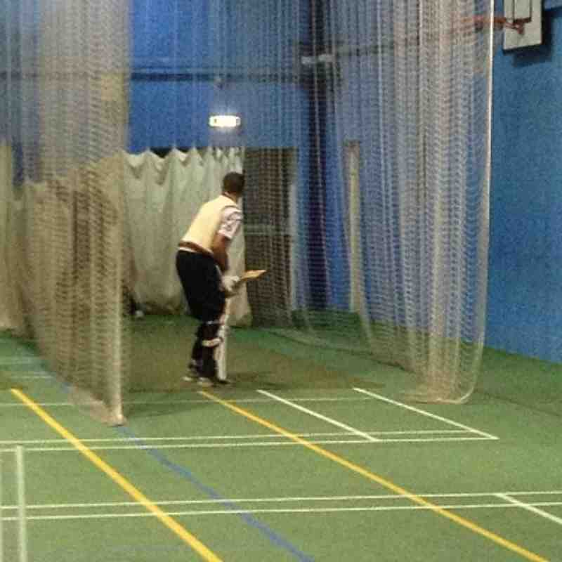 Indoor Nets Winter 2012