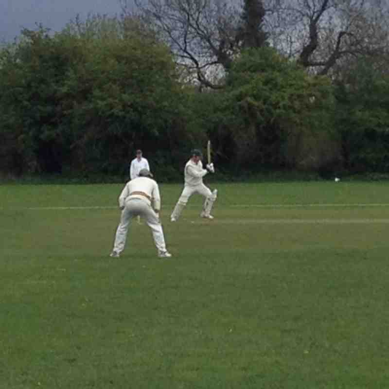 Milford Hall 2nd XI v Walsall YPF
