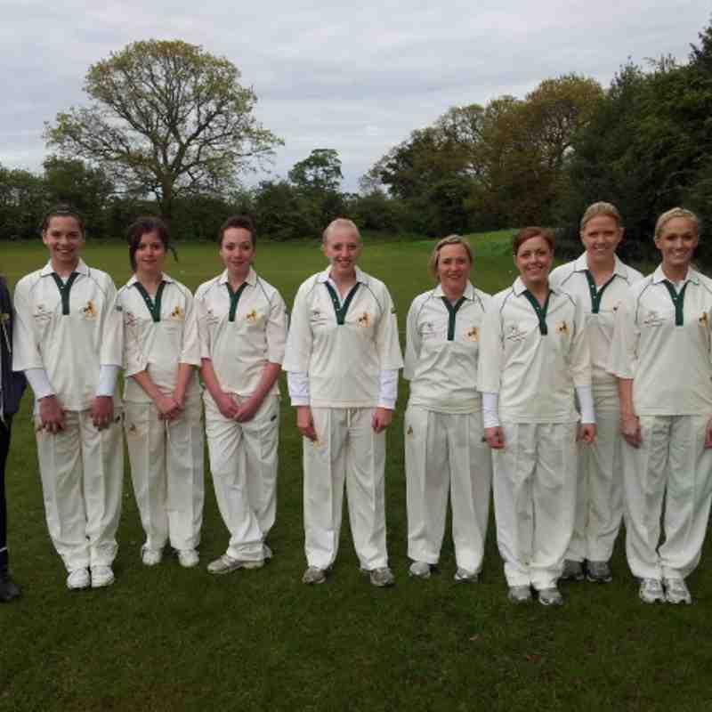 Milford Hall Ladies 2012