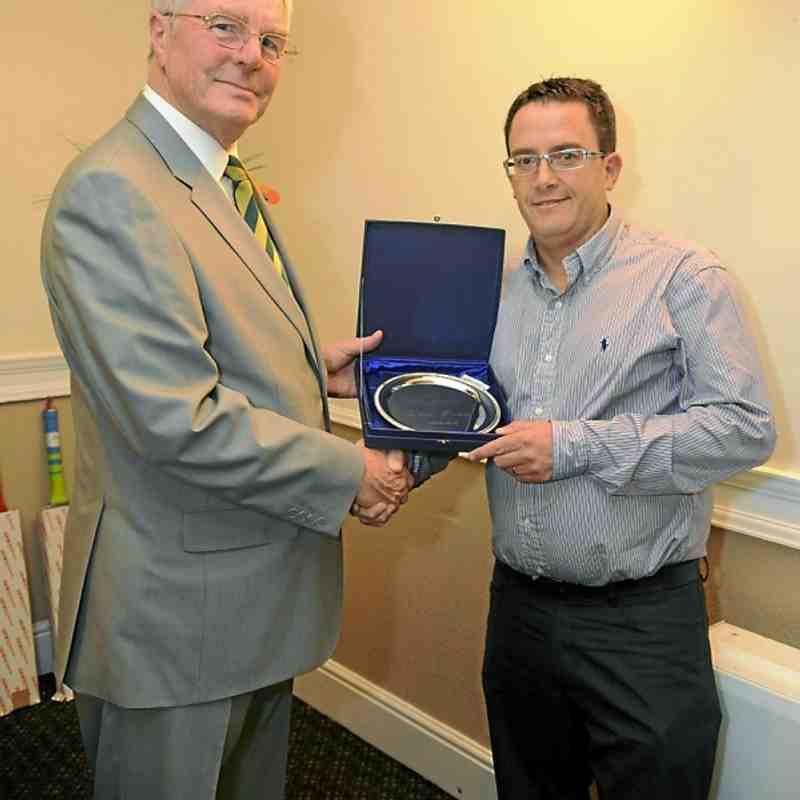 Staffs Club Presentations 2012