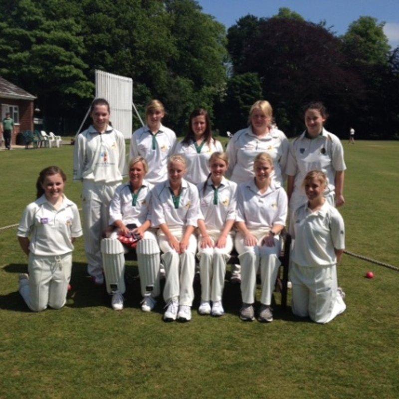 Milford Hall CC - Womens 1st XI 200/6 - 201/3 Berkswell CC - Womens 1st XI