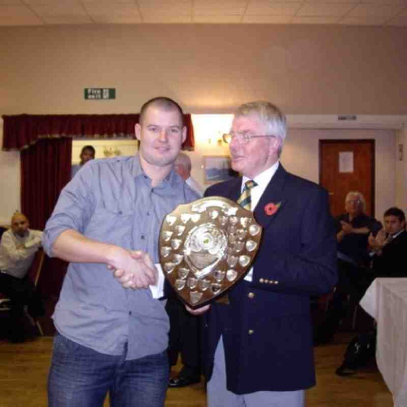 2011 PRESENTATION NIGHT