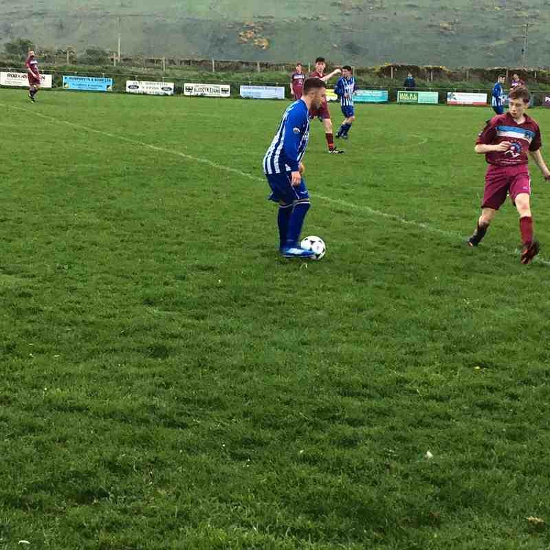 Nefyn United FC 6-3 Bontnewydd