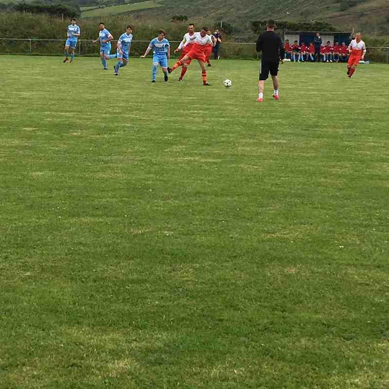 Nefyn 2-1 Bae Colwyn (Res)