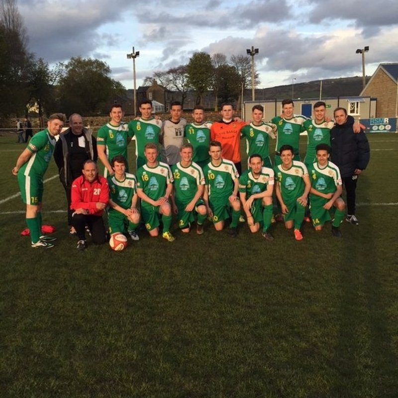 BRIGHOUSE ECHO SPORTS - TOWN NEWS
