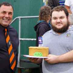 Darrell Hadella - is he Brighouse Town's No: 1 Fan ?