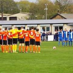 brighouse town v glossop north end  (away)