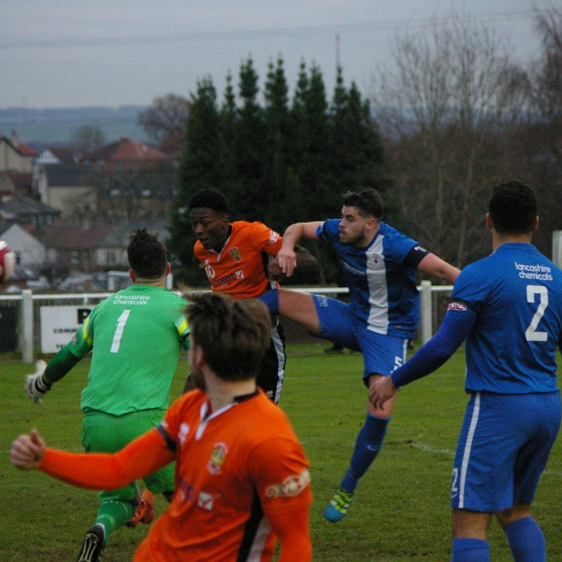 brighouse town v glossop north end  03/12/2016