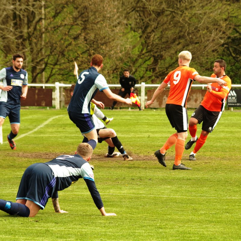 Brighouse Town 2   v  Goole AFC 1