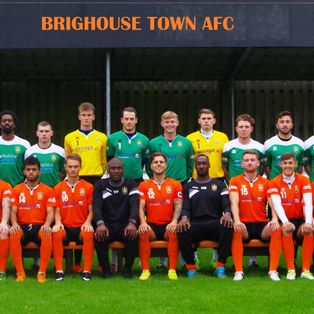 Brighouse Echo - Brighouse Town 1-1 Hyde United