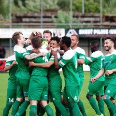 TOWN V BAMBER BRIDGE  FA CUP (AWAY) 19-08-17
