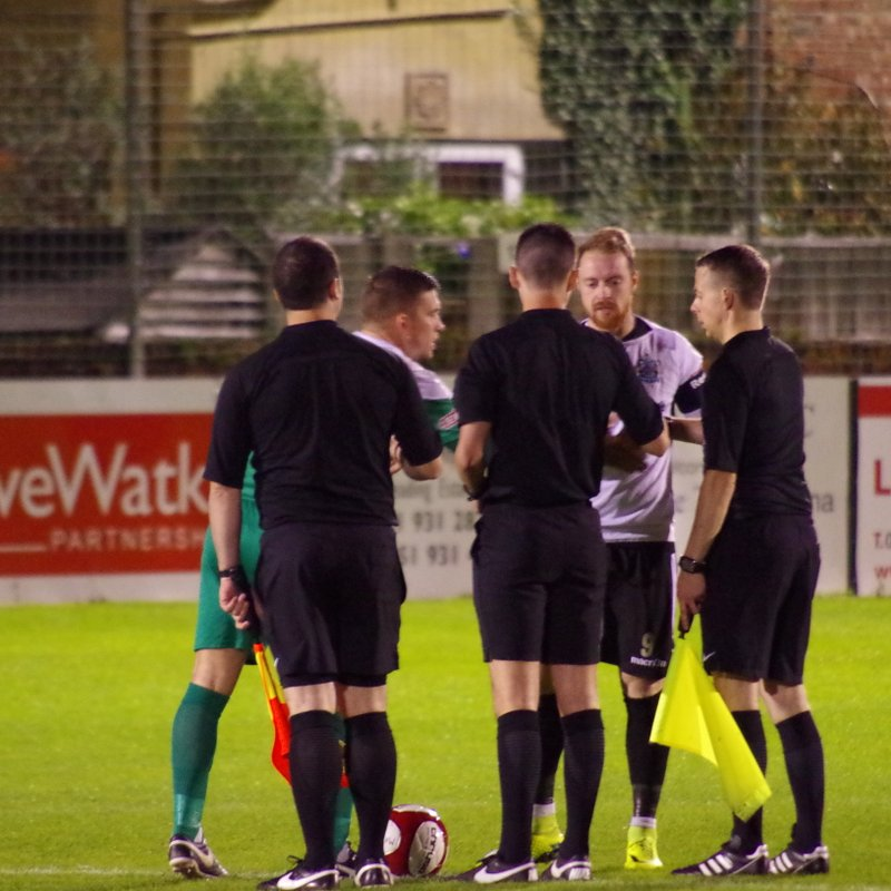 town v marine (away)   17-10-17 cup