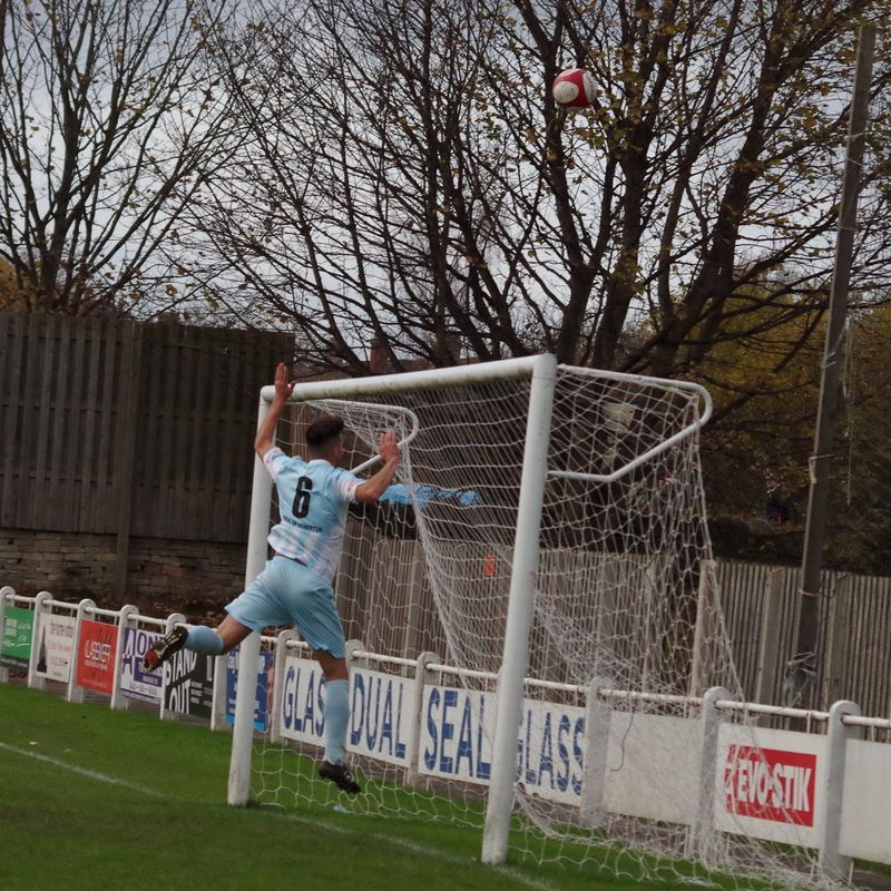 Brighouse Town 0   v   Atherton Collieries 3
