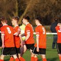 U18s March On To The Quarter Final