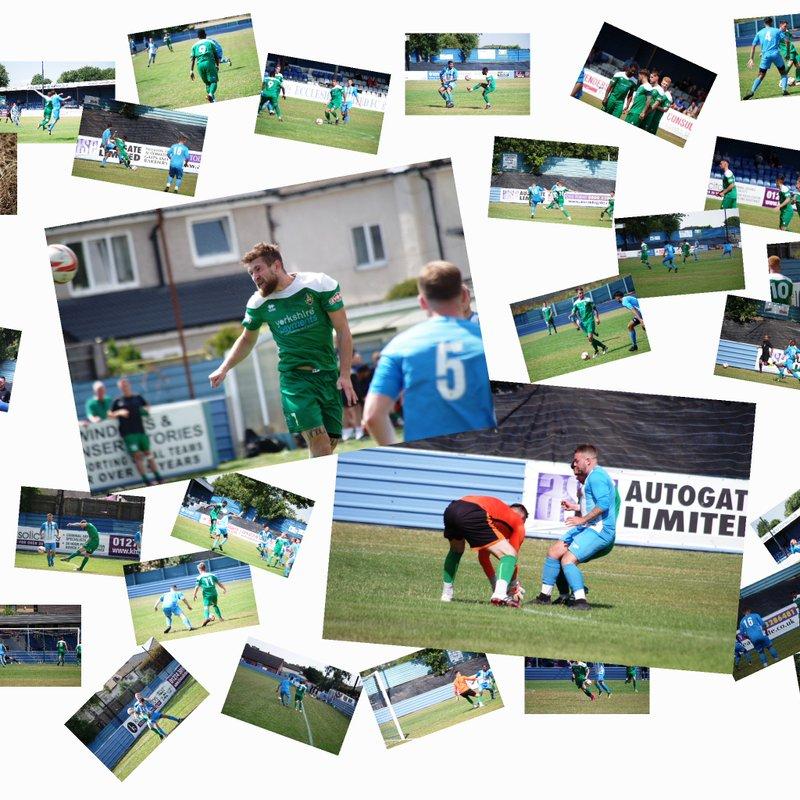 Pre-Season Friendlies News - Harrogate Town and Eccleshill Utd