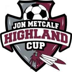 2016 Jon Metcalf Highland Cup Schedule