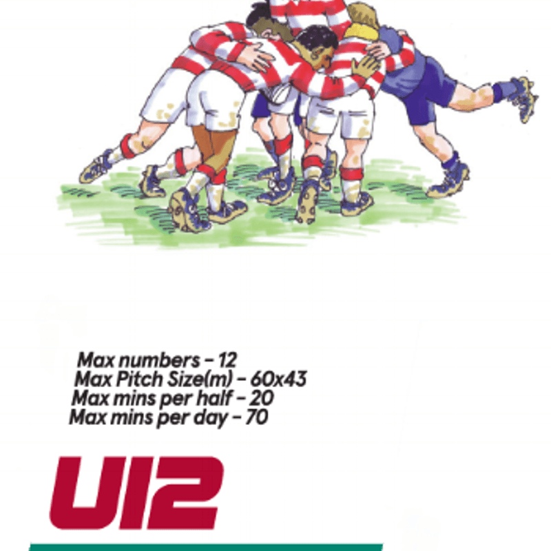 Join Rugeley Rugby's New Under 12s Team