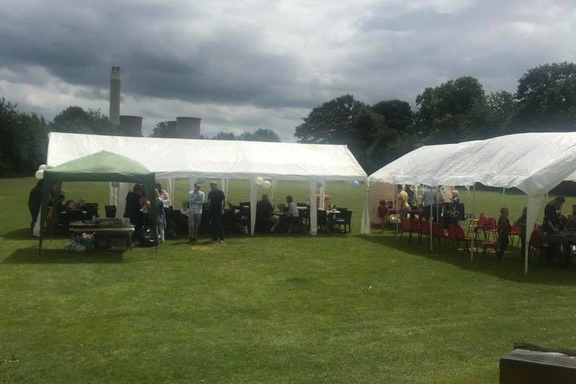 Family Garden Party THIS SATURDAY 2PM