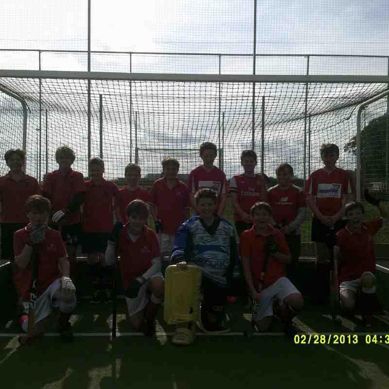 Junior Team Photos