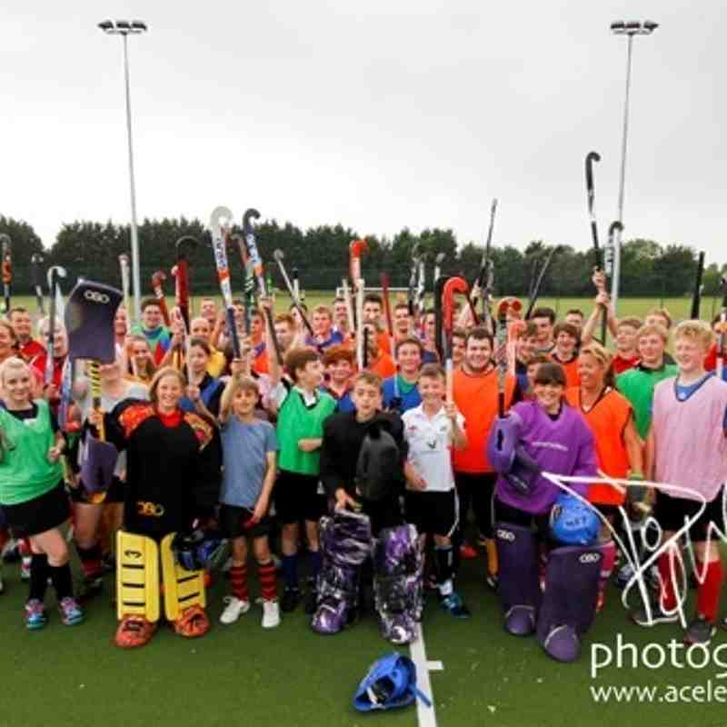 Pip Warters Summer Hockey July 2015