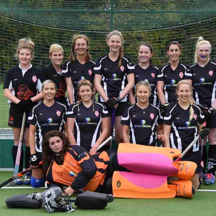 Ladies 1s Promoted to Div 2NW