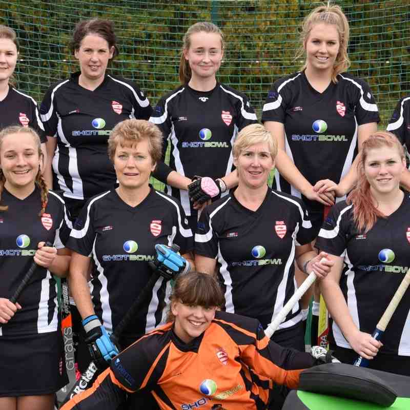 Ladies Team Photos 10th Oct 2015
