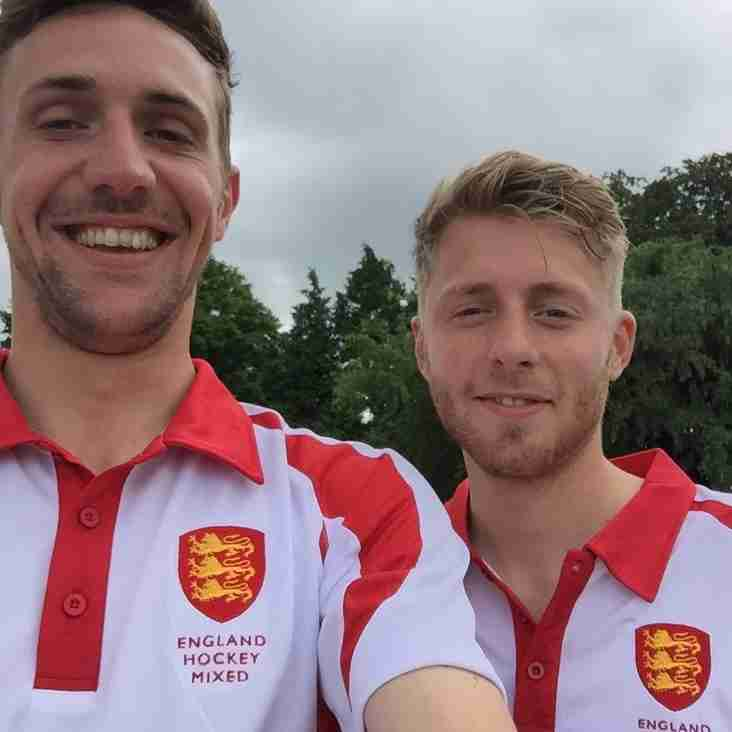 Clarkson and Slack selected for England squad
