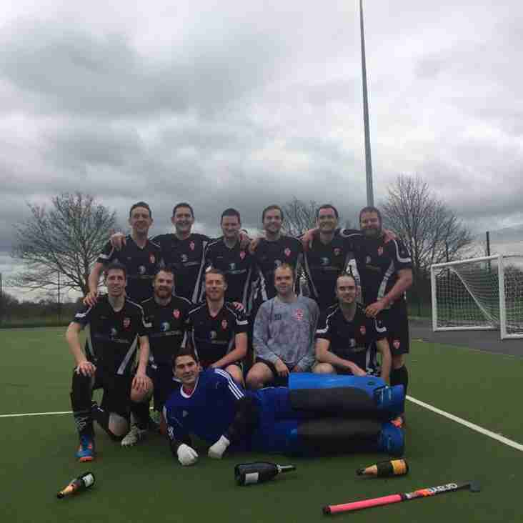 Mens 1st XI PROMOTED