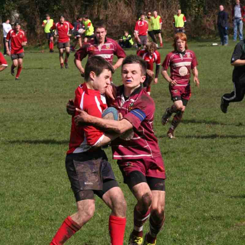 U14s Lanc Plate SF vs Rochdale