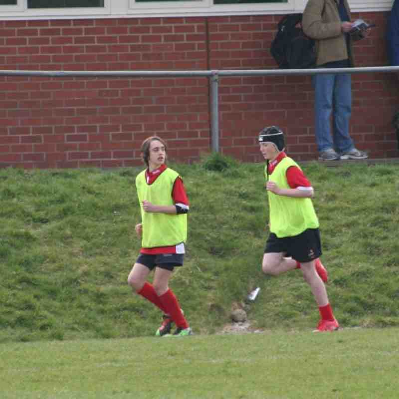 U14 Lancashire Plate Winners