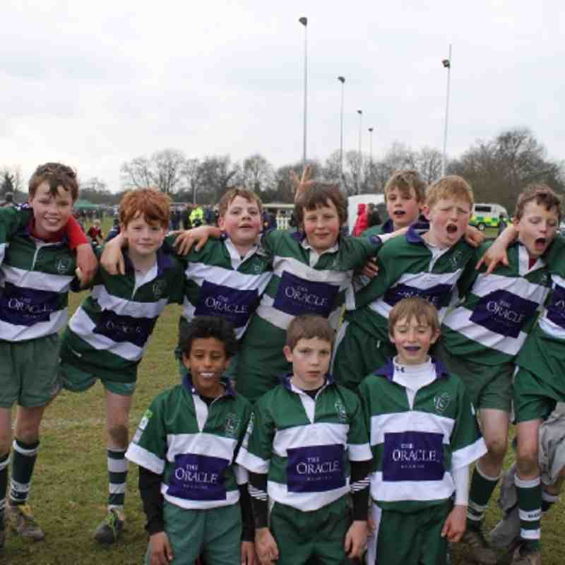U11's Abbey Shield